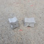 Dystanse betonowe